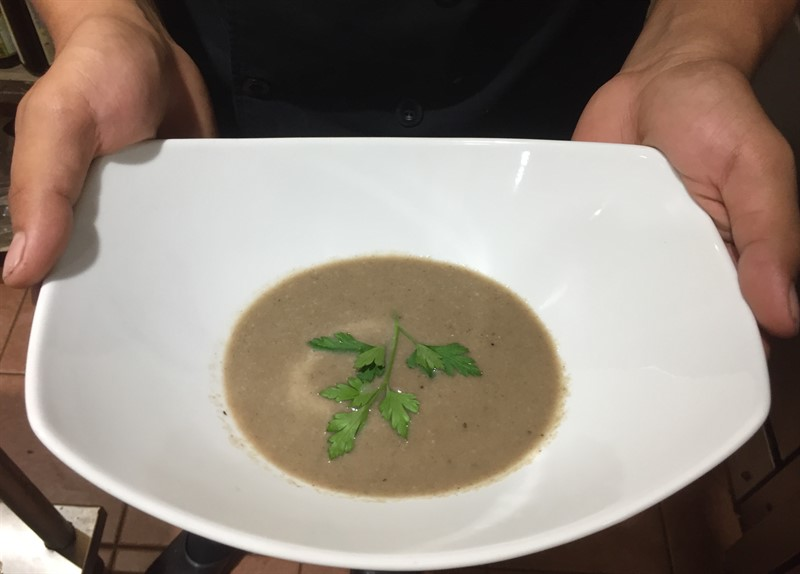 Healthy, Fresh, Easy-To-Make Meals: Mushroom Soup Recipe